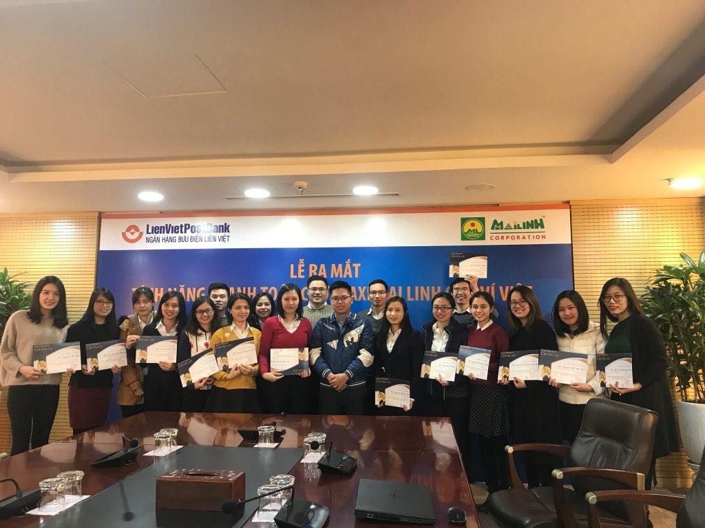 Lớp SQL & Excel VBA thứ hai tại ngân hàng Liên Việt LPB