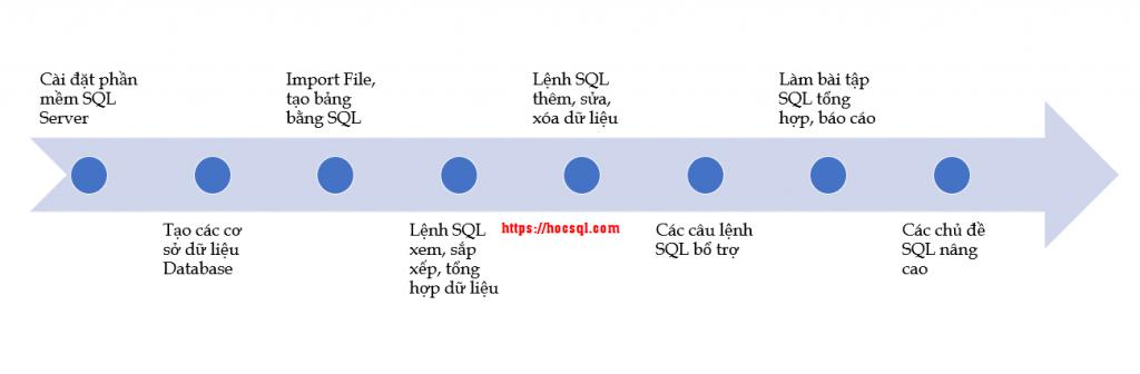 Lo trinh lam chu SQL va SQL Server